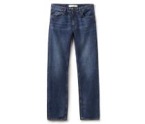 Classic Fit Jeans aus Denim