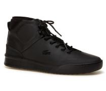 Halbhohe Herren-Sneakers EXPLORATEUR CLASSIC aus Leder