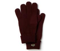 Herren-Handschuhe aus Wolljersey