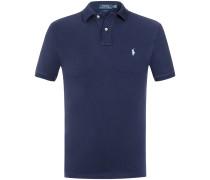 Polo-Shirt Slim Fit Mesh
