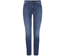 Pyper Jeans Mid Rise Slim Illusion