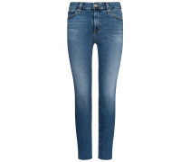 The Farrah 7/8-Jeans High Rise Skinny Ankle