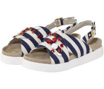 Stripes Sandalen