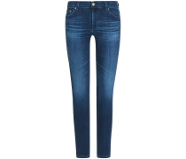 The Mari Jeans High Rise Straight
