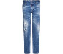 Jeans Mid Rise Slim
