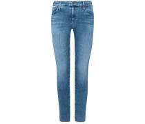 The Farrah Jeans High Rise Skinny Ankle