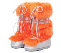 Premium Pop Fur Boots