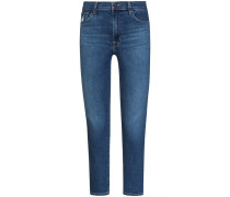 Ruby 7/8-Jeans High Rise Crop Cigarette