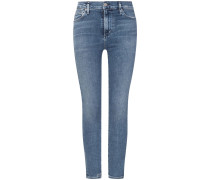 Rocket 7/8-Jeans Mid Rise Skinny Crop