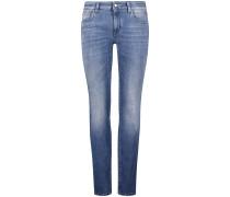 Jocelyn Jeans Slim Mid Rise
