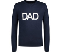 Dad Cashmere-Pullover