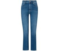 The Hustler 7/8-Jeans Ankle Fray