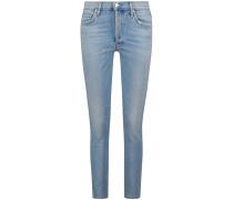 Olivia 7/8-Jeans High Rise Slim Crop
