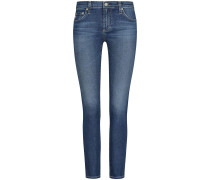The Legging Ankle Jeans Mid Rise Super Skinny