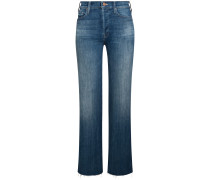 The Tomcat Jeans High Rise Roller Fray