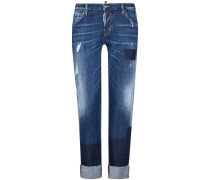Hockney 7/8-Jeans Low Rise