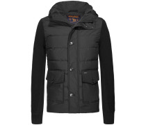 Plum Run Daunenjacke