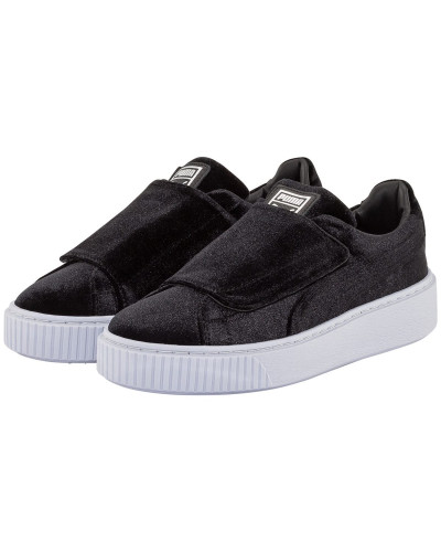 Puma Damen Basket Platform Strap Sneaker Sneakernews Günstig Online Outlet Factory Outlet Neuer Günstiger Preis Perfekt Günstiger Preis Angebote Online-Verkauf eYfR2MDz5