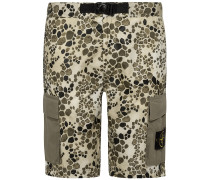 Type RE Alligator Camo Cargo-Shorts