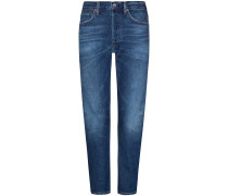 Charlotte 7/8-Jeans High Rise Skinny Crop