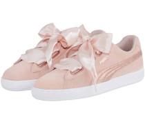 Suede Heart LunaLux Sneaker