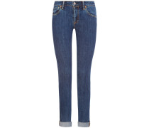 Scotton Jeans Skinny Mid Rise