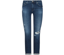 The Prima Roll-Up 7/8-Jeans Low Rise Cigarette