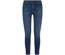 Alana 7/8-Jeans High Rise Skinny Crop