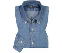 Jeanshemd Custom Fit