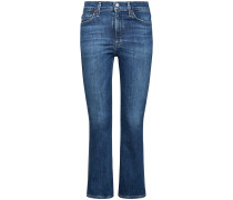 Demy 7/8-Jeans Cropped Flare