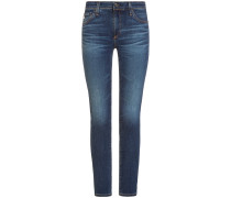 The Legging Ankle Jeans Super Skinny Low Rise