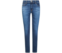 Ruby Jeans High Rise Cigarette