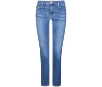 Ruby Long Jeans High Rise