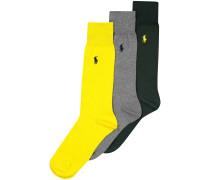 Socken 3er-Set