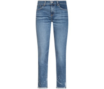 Dre Ankle 7/8-Jeans