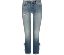 Selena 7/8-Jeans Mid Rise Cropped  Boot