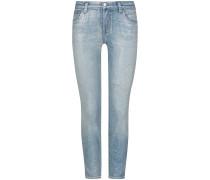 Funfetti 7/8-Jeans Midrise Crop