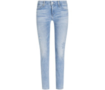 Racer Jeans Low Rise Skinny