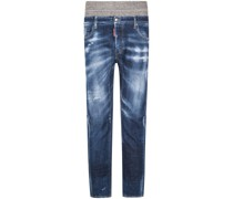 Twin Pack Straight Leg Jeans