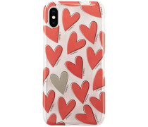 iPhone Case X Hearts