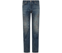Jeans Low Straight