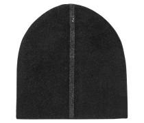 Simplex Stripe Cashmere-Mütze
