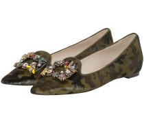 Military Loafer