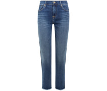 Roxanne 7/8-Jeans Mid Rise Classic Skinny Ankle