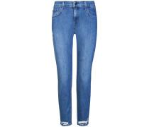 Sadey 7/8-Jeans Mid Rise Slim Straight
