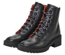 Pike Lace Up Stiefeletten