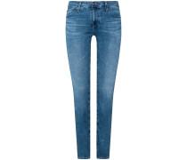 The Prima Jeans Mid Rise Cigarette