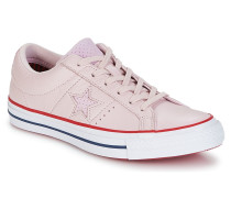 Sneaker One Star-Ox