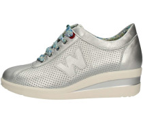 Sneaker R20110E Sneakers Frau Silber
