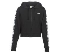 Sweatshirt FUNNIER TIMES CROP ZIP HOODIE